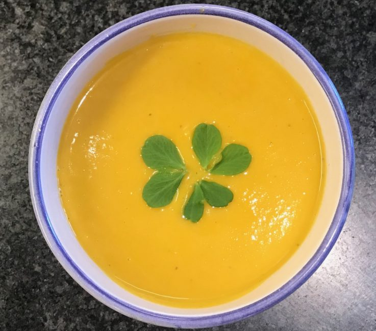 Sweet Potato Soup Recipe